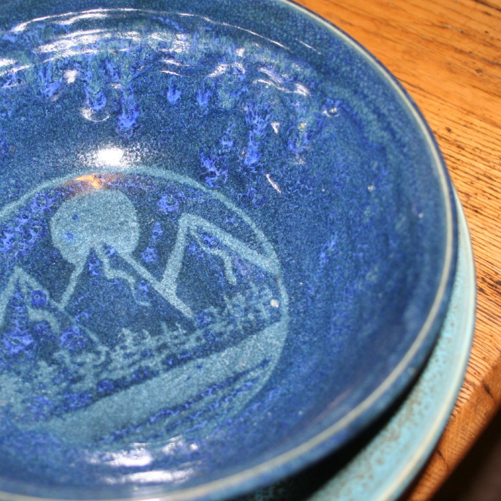 brown dog pottery