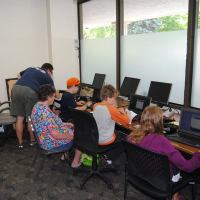 Missoula Public Library MakerSpace