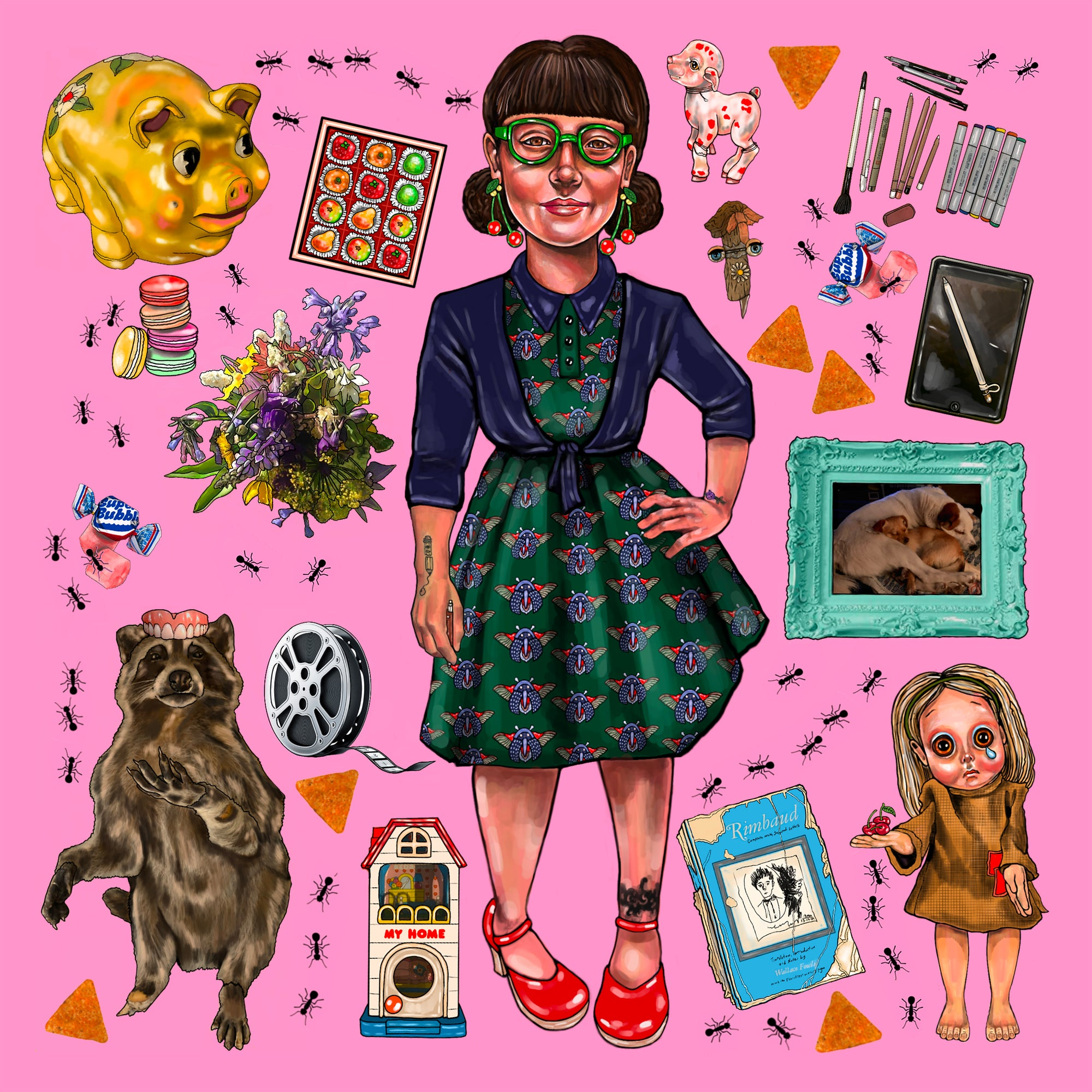 Courtney Blazon Illustrations