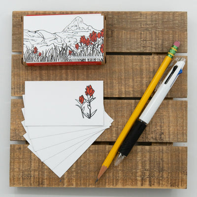 Tiny Note Cards