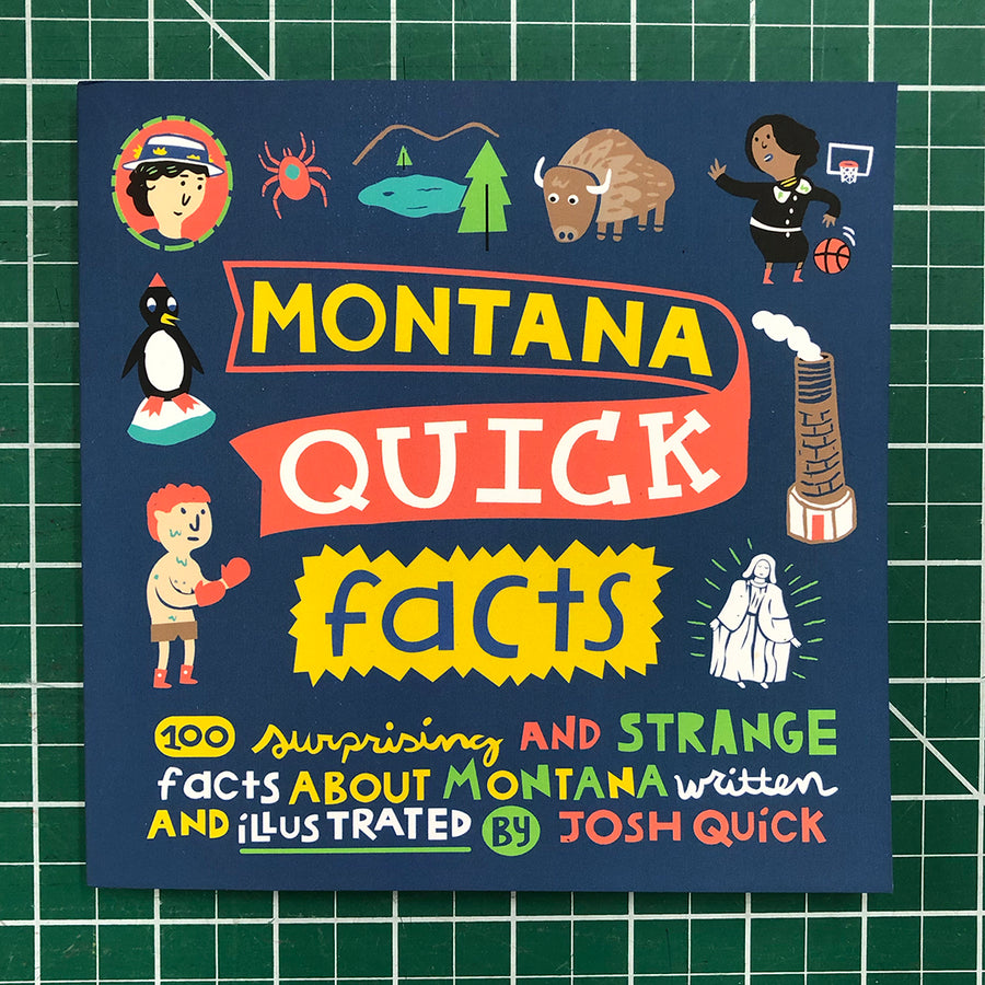 Montana Quick Facts