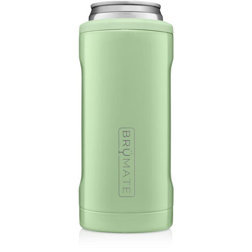 BRUMATE SKINNY CAN KOOZIE - LIGHT OLIVE