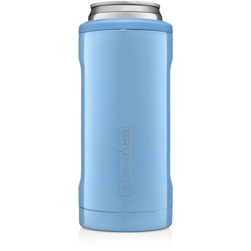 BRUMATE SKINNY CAN KOOZIE - DENIM BLUE