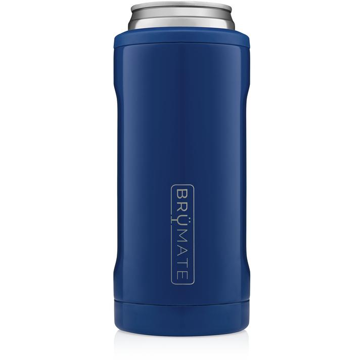 BRUMATE SKINNY CAN KOOZIE - ROYAL BLUE