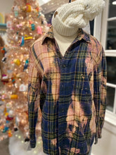 LARGE FRANKLIN FLANNEL #63