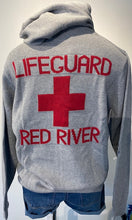RED RIVER BEACH LIFEGUARD SWEATER
