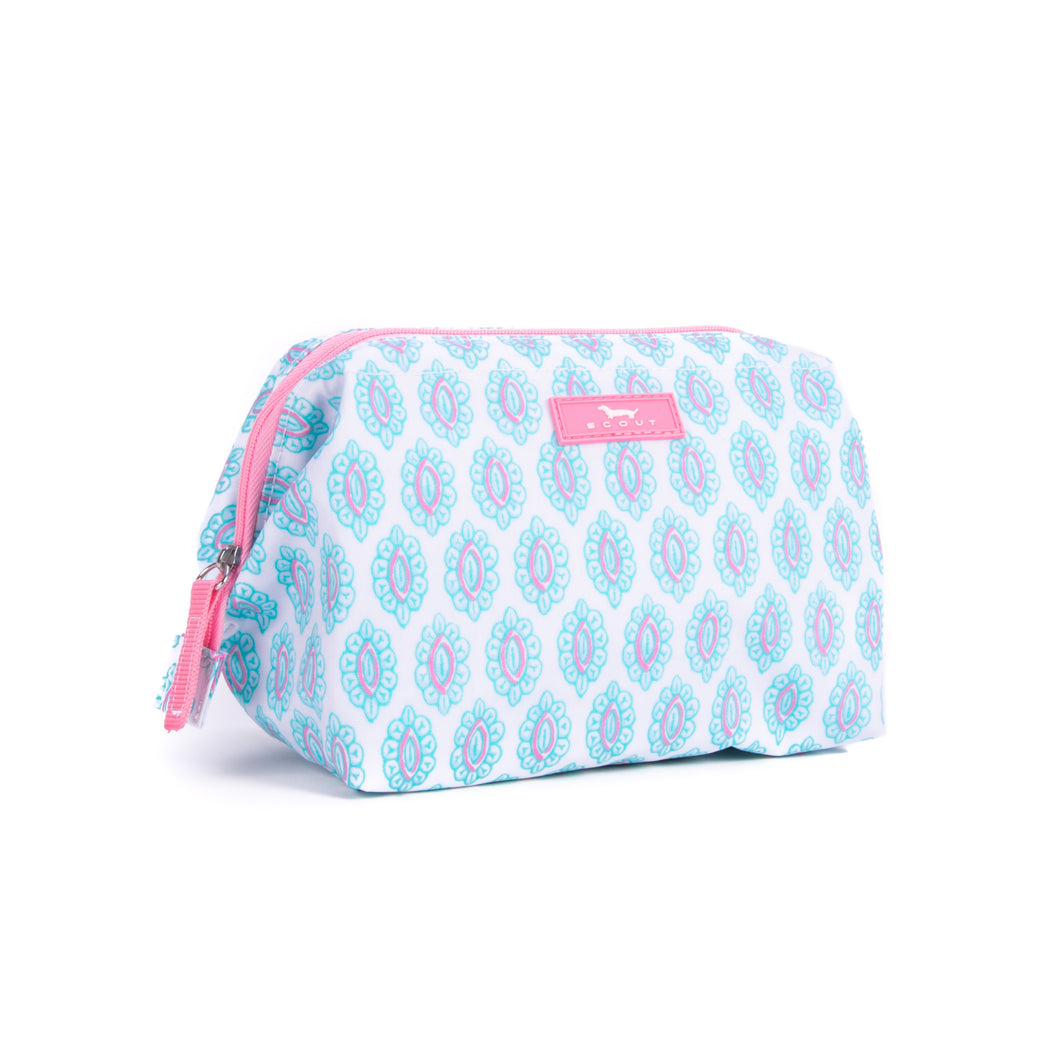 LITTLE BIG MOUTH TOILETRY BAG - YOU GROW GIRL