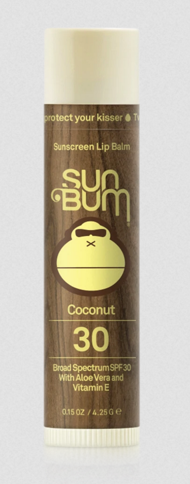Original SPF 30 Sunscreen Lip Balm - Coconut