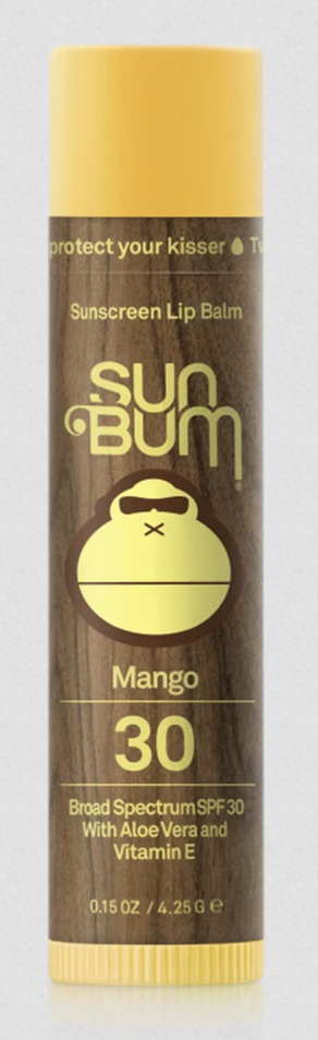 Original SPF 30 Sunscreen Lip Balm - Mango