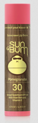 Original SPF 30 Sunscreen Lip Balm - Pomegranate