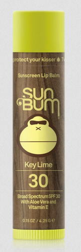Original SPF 30 Sunscreen Lip Balm - Key Lime