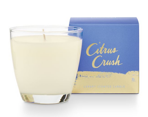 Citrus Crush Demi Boxed Glass Candle