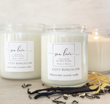COZY BUNGALOW CANDLE