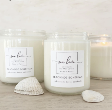 BEACHSIDE BOHEMIAN CANDLE