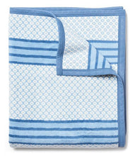 CHAPPY WRAP BLANKET - CAPTAIN'S CLASSIC LIGHT BLUE