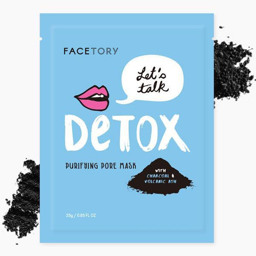 LET'S TALK DETOX FACE MASK