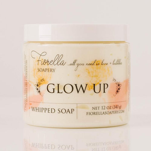 WHIPPED SOAP - GLOW UP