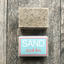 Sand Scrub Soap Bar