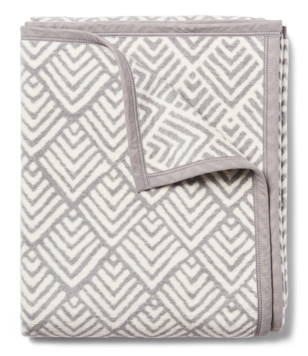 Oyster Cove Diamonds Grey Chappy Wrap