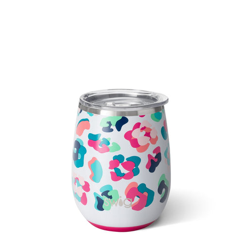 STEMLESS WINE CUP - PARTY ANIMAL