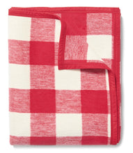 CHAPPY WRAP BLANKET - RED PICNIC