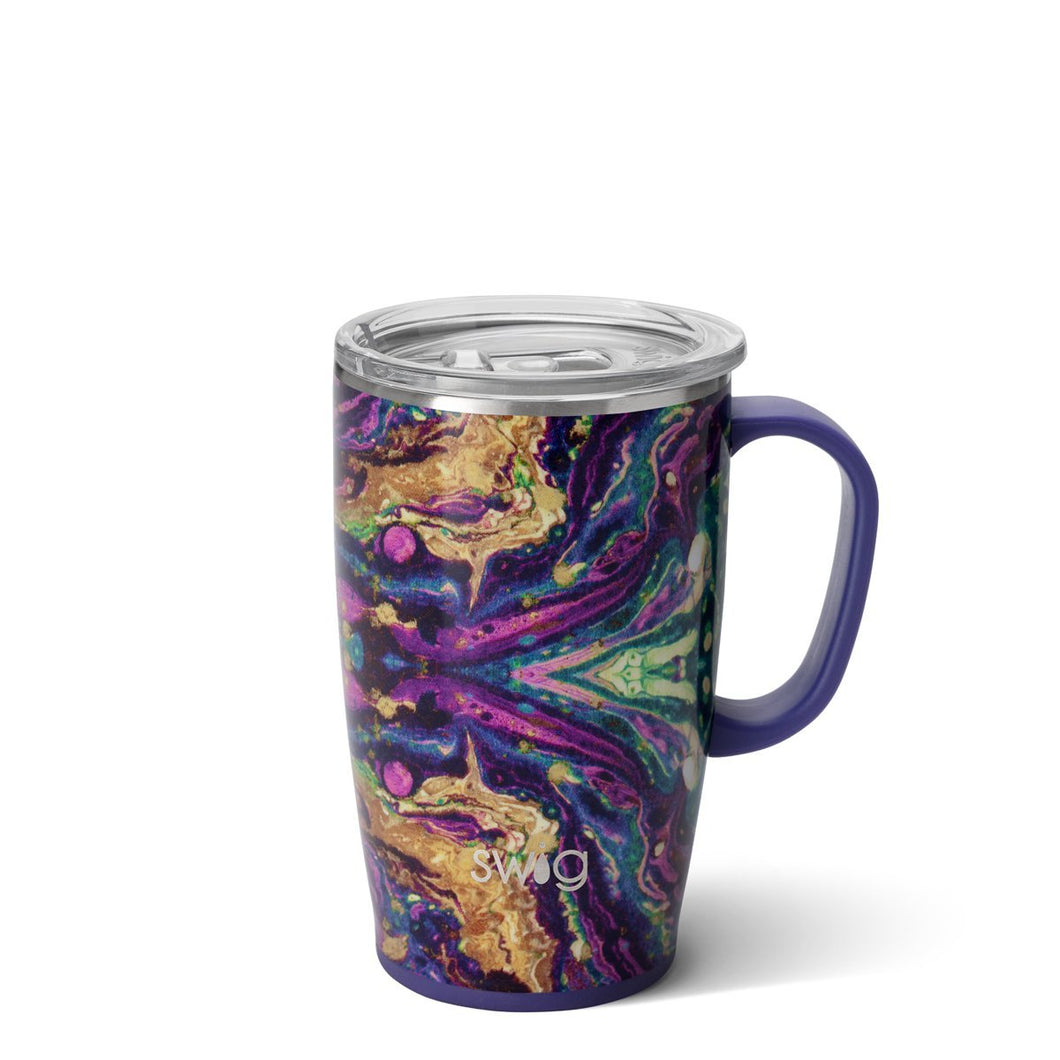SWIG COFFEE MUG - PURPLE RAIN