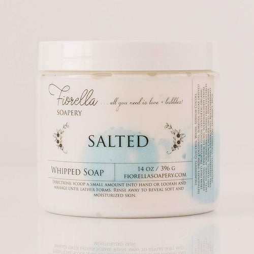WHIPPED SOAP - SALTED