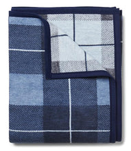 CHAPPY WRAP BLANKET - SEA WATCH PLAID