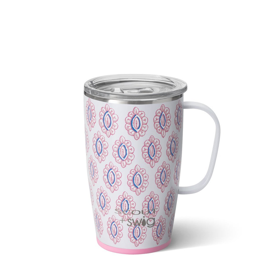 SWIG X SCOUT COFFEE MUG - ROSE'S LUXE