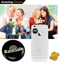 ONE Black Anti Radiation Protector | Protect Baby, Kids & Adults | Reduce Electro Magnetic Field | Anti-Heat EMF Harmonizer Shield for All Cell Phones, Computers, Wifi & Wireless Device