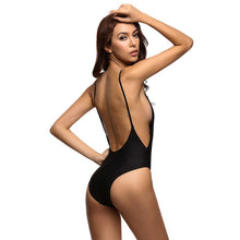 The Pamela Baywatch Swimsuit/Bodysuit - Sexy and Backless - Red, White, Black, Nude, Pink, Yellow