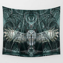 Beautiful Tapestry Wal Hanging Art Collage