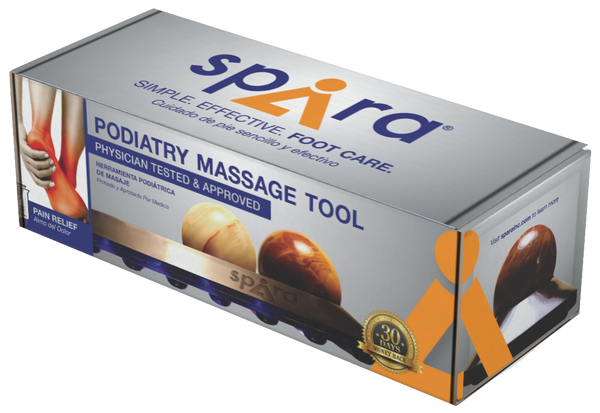Donate A Spara Foot Massage Tool To A First Responder In Need - We Will Match Your Donation