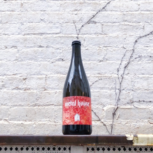 Metal House Cider - Wild One 2017