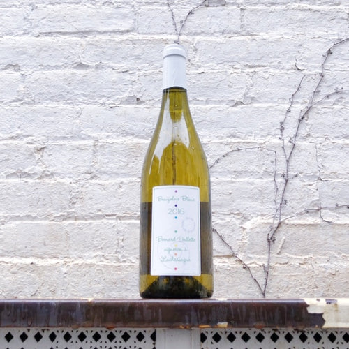 Bernard Vallette - Beaujolais Blanc 2017