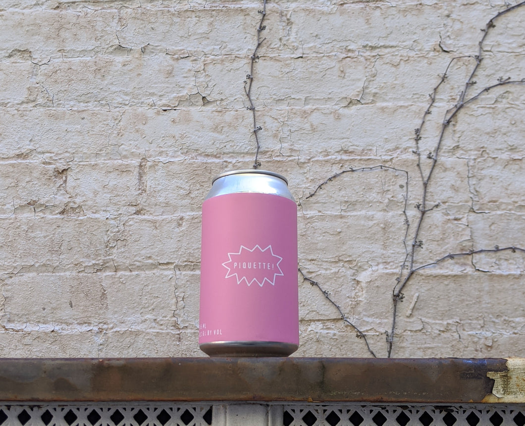 Wild Arc - Piquette Rosado NV 12oz Can