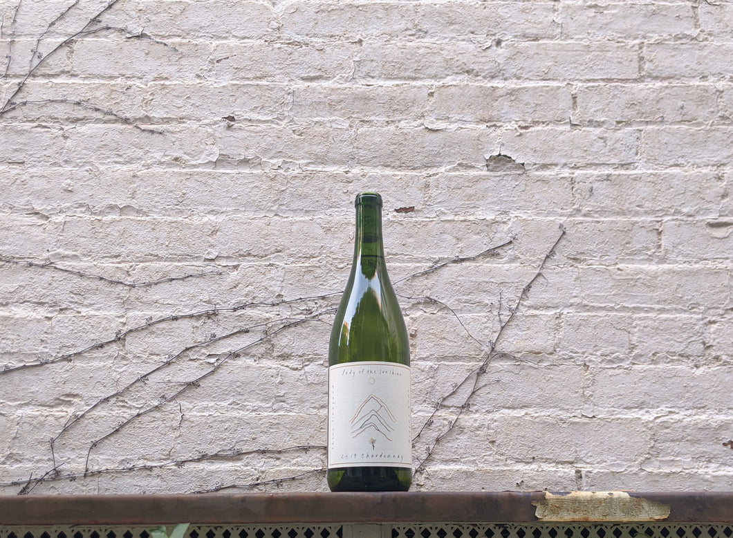 Lady of the Sunshine - Chardonnay Chêne Vineyard Edna Valley 2019