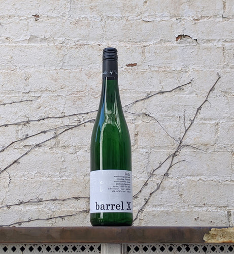 Peter Lauer - Barrel X Riesling 2020