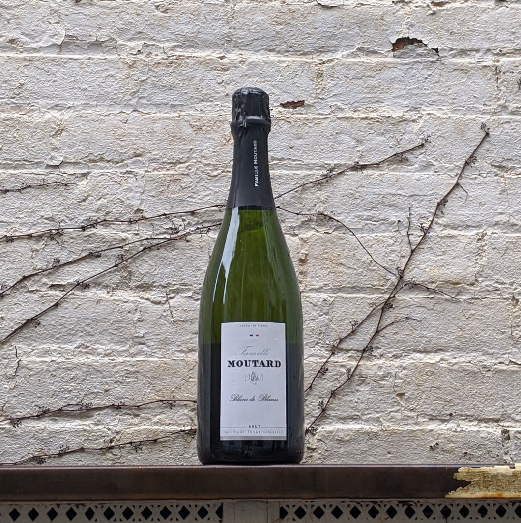 Domaine Moutard-Diligent - Blanc de Blancs Méthode Traditionelle NV
