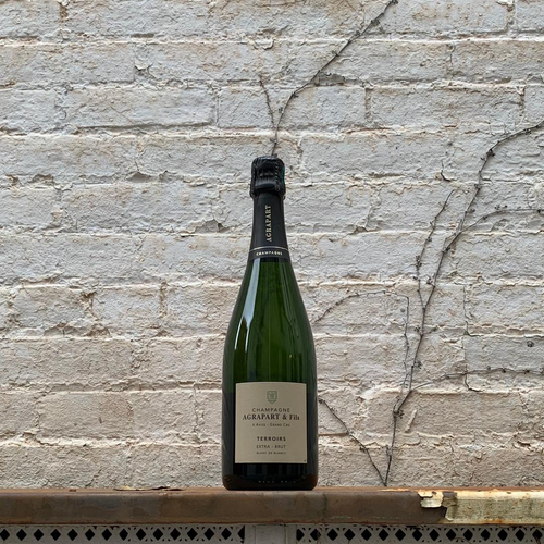 Agrapart - Terroirs Extra Brut Blanc de Blancs Grand Cru Champagne NV