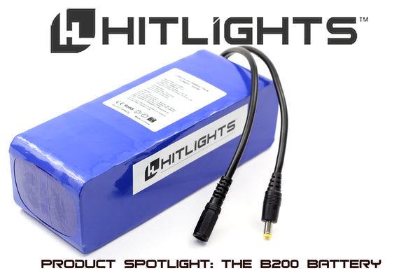 Product Spotlight: B200 Battery Pack