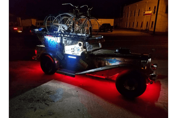 Revving Up a Rat Rod with HitLights