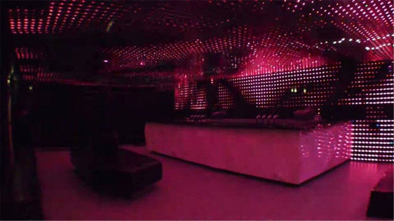The LED Nightclub Taken Straight From Science-Fiction