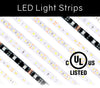 Professional Grade UL-Listed Premium LED Light Strips