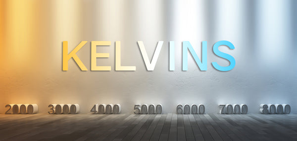 kelvins in color temperature. what is color temperature or what is cct