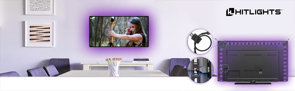 hitlights 5v usb tv light led light strip for diyer and do it yourself enthusiasts we know that is basically the same thing, however SEO is always important. simple to create professional lighting effects and atmospheres for any project.