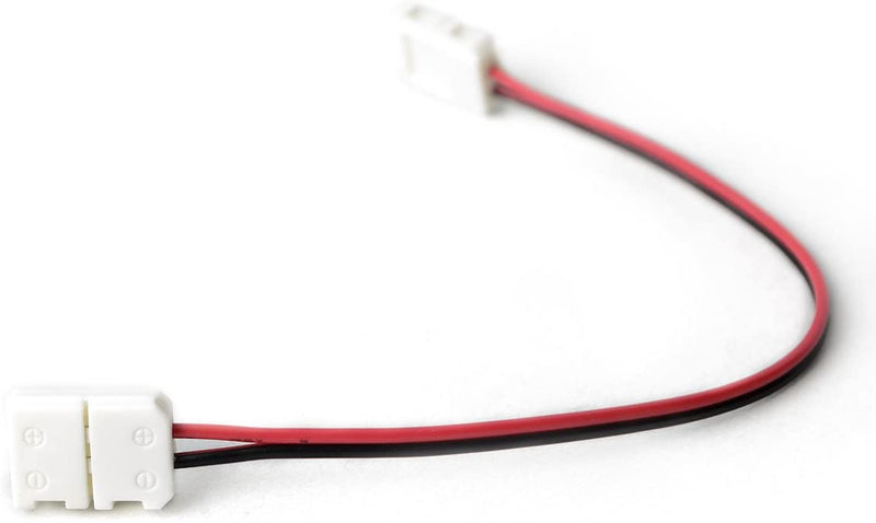 8mm Single Color 3528- 6 Inch Any Angle Strip to Strip - HitLights