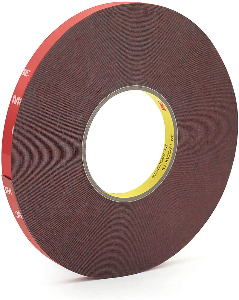 Heavy Duty Foam Mounting Tape - 100 Feet LED Light Strip Mounting Supplies HitLights