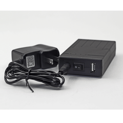12V DC Rechargeable Battery Pack : 3500 - 20000 mAh
