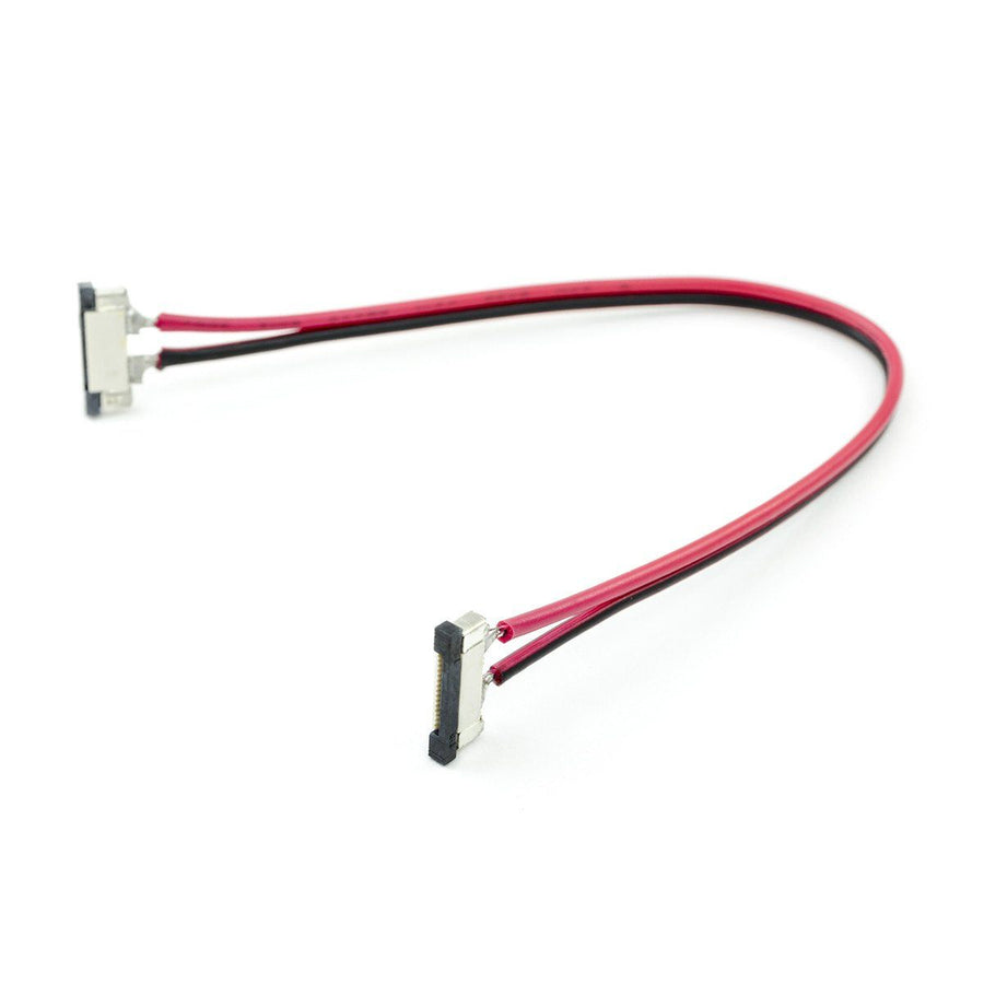 CLEARANCE 8mm HD-compatible Solderless LED Light Strip Connectors and Extensions : Single Color - HitLights